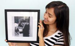 Loja online para colocar suas fotos favoritas em molduras!