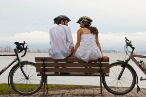 Encontre um hobby de casal