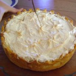 Torta de Limão | Dica da leitora