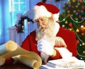 Brincando de Papai Noel Confuso