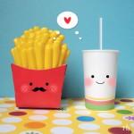 Comidinhas para o Valentine's Day | Parte I