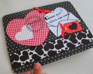 Cartão fofo e gostoso – Coisas que adoro em você!