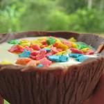 Páscoa Criativa: Casquinha de Chocolate Recheada