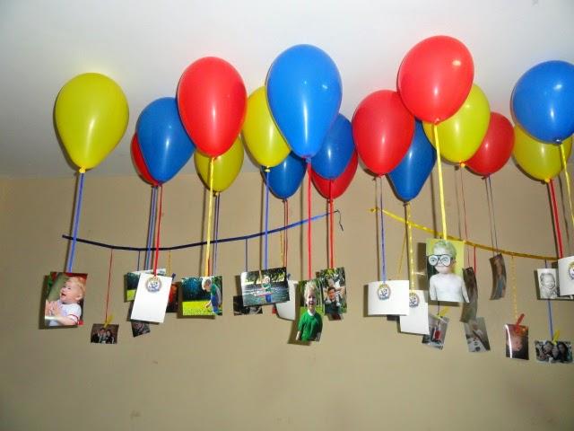 Teto Com Balões Namorada Criativa Por Chaiene Morais