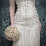 Série: bouquets diferentes – DIY bouquet de pérolas