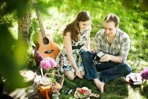 Dia dos Namorados: Piquenique Romântico