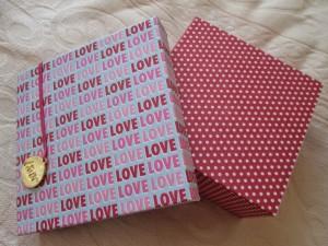 Sorteio Caixa Coleção For Love