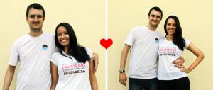 Camisetas de Casal