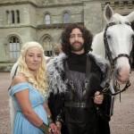 Casamento inspirado em Game of Thrones