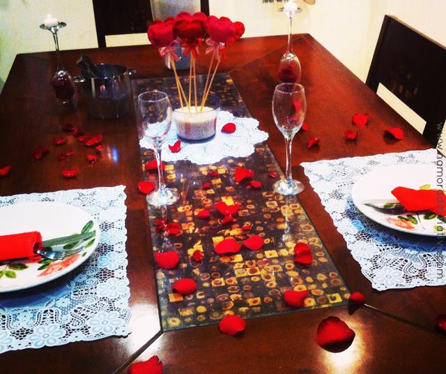 Favoritos Jantar romântico da leitora | Namorada Criativa - Por Chaiene Morais QU44