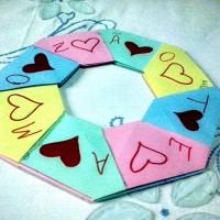 Carta mágica interminável e carta estrela mágica