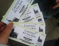 Castelo Rá – Tim – Bum  –  A Exposição
