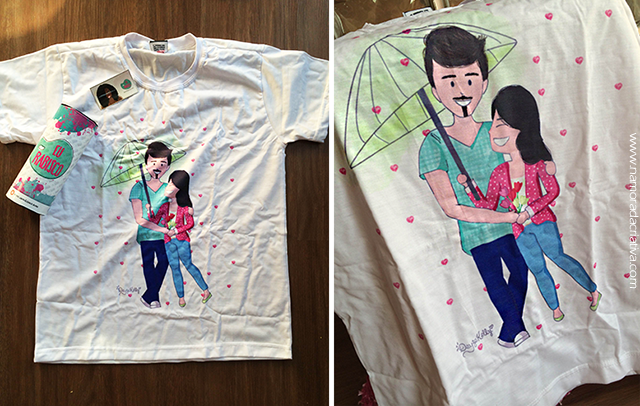 Sorteio: ilustração Eu Rabisco + camiseta!