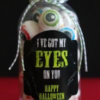 Mimo de Halloween – Só tenho olhos para você