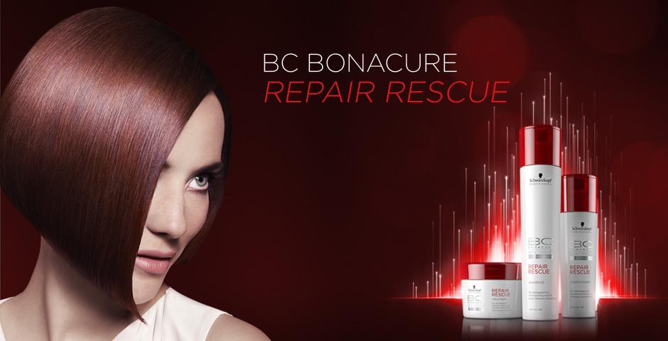 e7c85ebf1 Review  Shampoo e Condicionador Bonacure Repair Rescue da ...