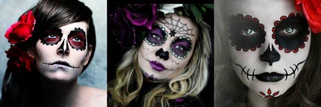 20 Ideias de Maquiagens para o Halloween 2014