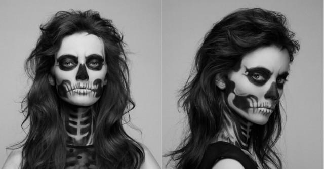 20 ideias de maquiagens para o halloween 2014 namorada