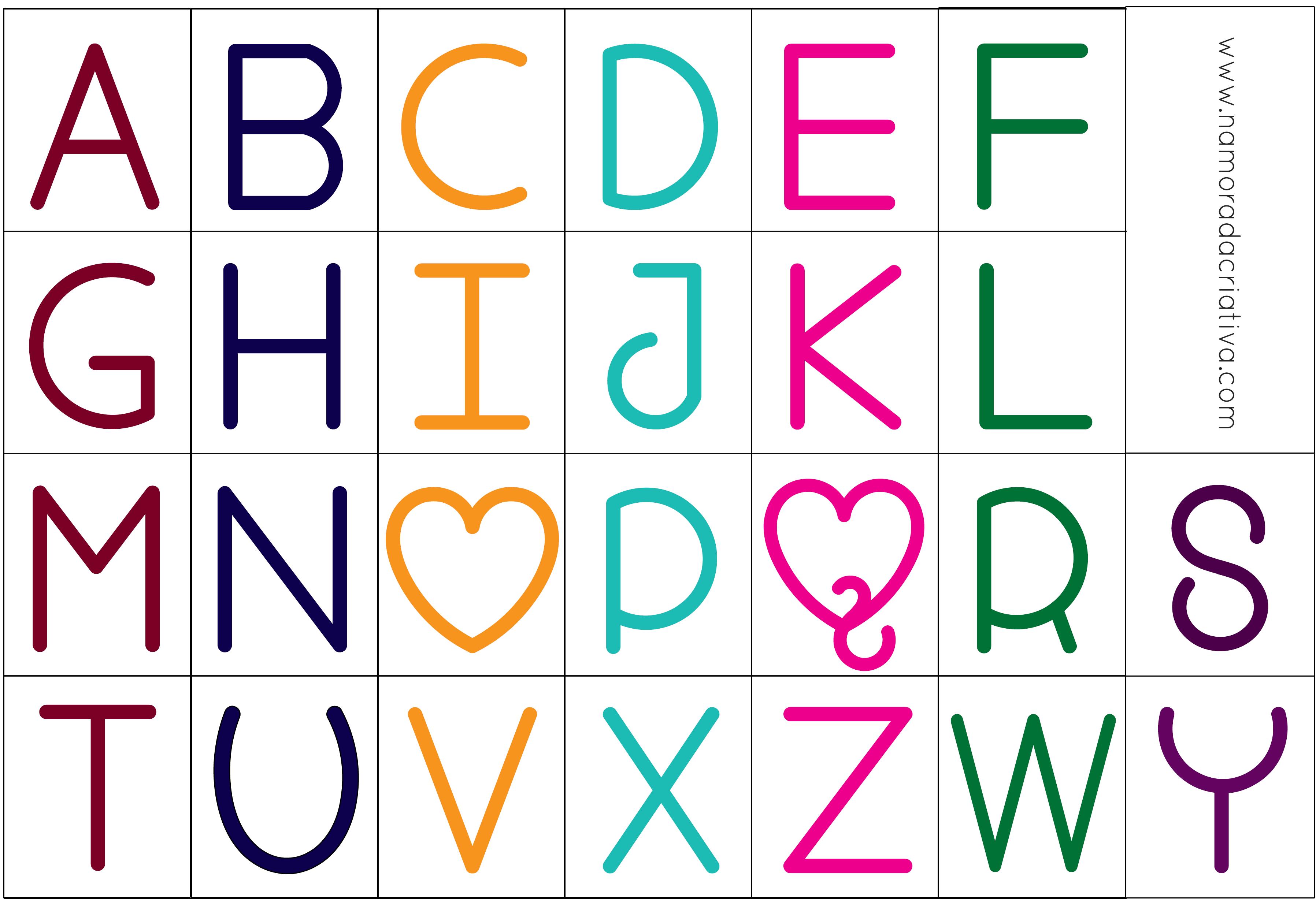 Caderninho De Origami E Alfabeto Do Amor Namorada