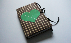 Caderno de Origami
