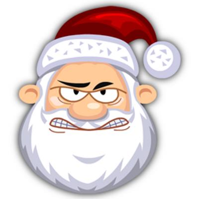 Papai Noel Irritado – Final