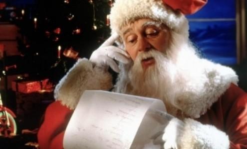 Papai Noel Irritado