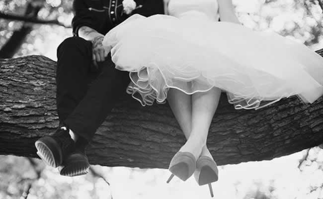 Casal-de-noivos