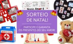 Sorteio Relâmpago – Kit de presentes românticos