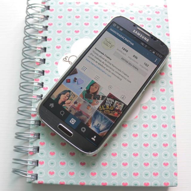 Instagram do mês e aplicativos que uso