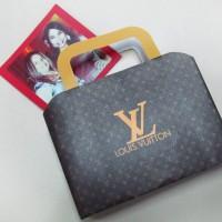 DIY Dia das Mães: Cartãozinho bolsa de mulher tem tudo