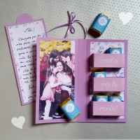 DIY: Cartão com Bombons para o Dia das Mães