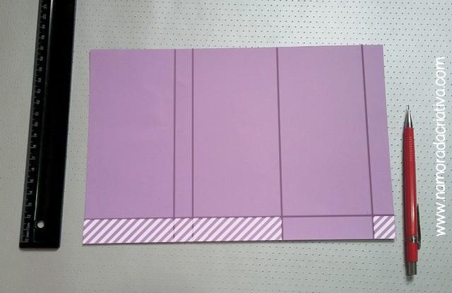 DIY Cartão dia das Mães - Blog Namorada Criativa - Passo02