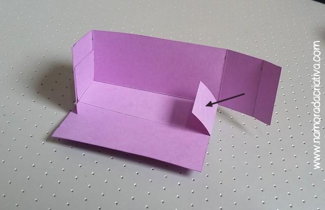 DIY Cartão dia das Mães - Blog Namorada Criativa - Passo17