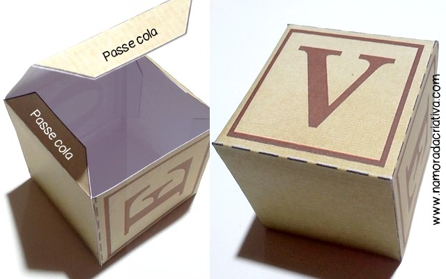 DIYs, Dicas e Inspirações Supresas Namorados - DIY Cubos Love - 03