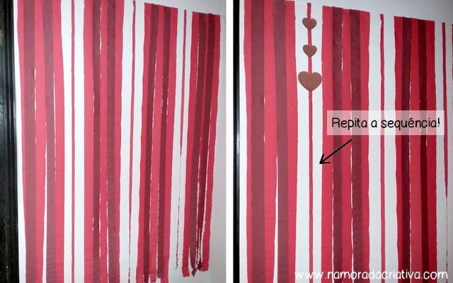 DIYs, Dicas e Inspirações Supresas Namorados - DIY parede decorada - 04