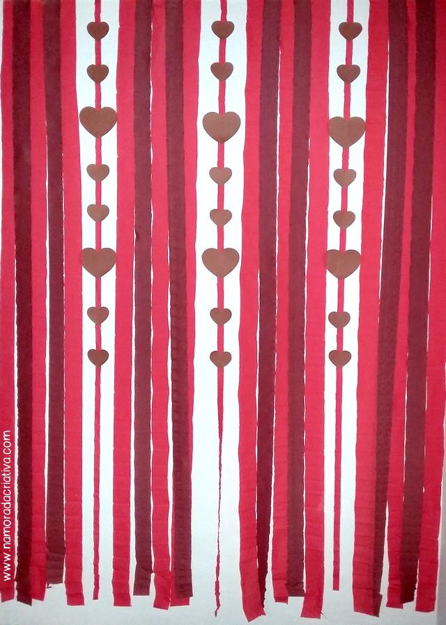 DIYs, Dicas e Inspirações Supresas Namorados - DIY parede decorada - 05