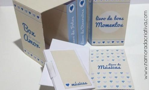 Box do Nosso Amor