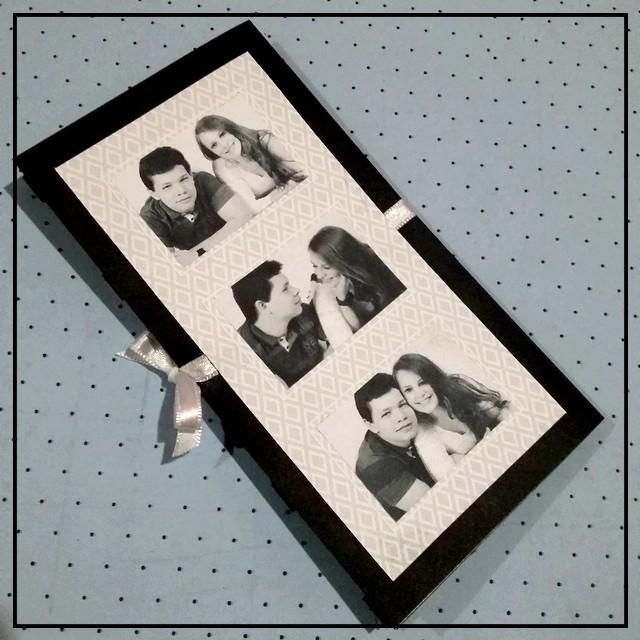 """DIY: Cartão """"Amo você"""""""