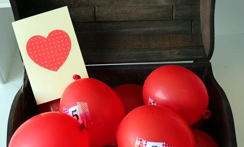 10 motivos para explodir de amor