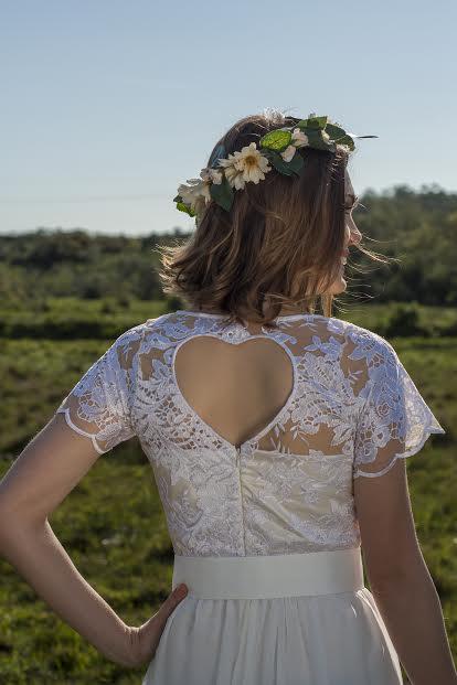 Vestido de noiva Flower by Chai