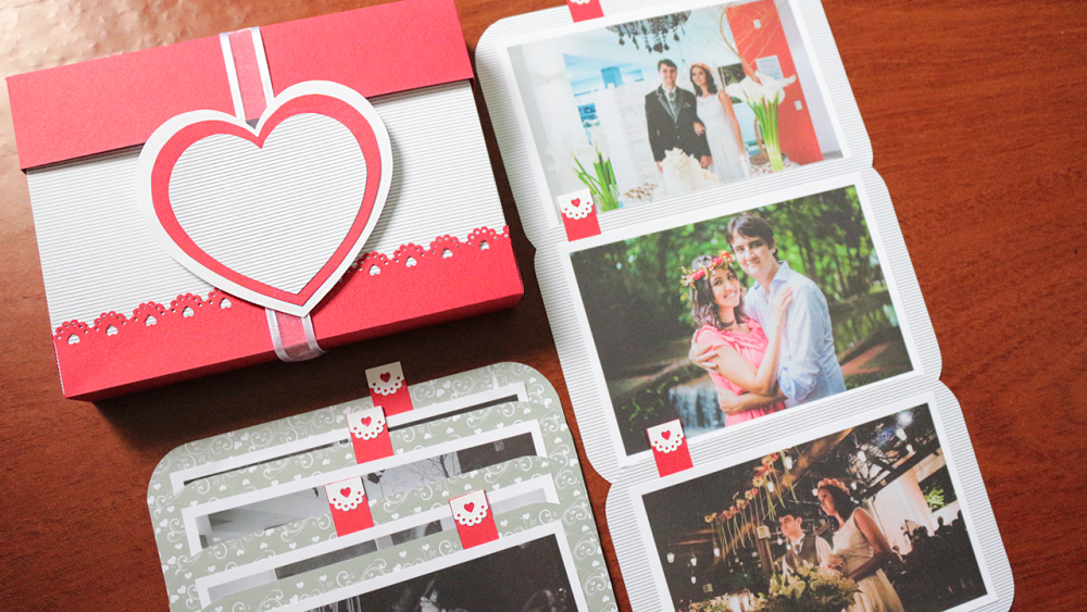 Lbum na caixa e revela o de fotos 10 x 15 namorada - Album para guardar fotos ...