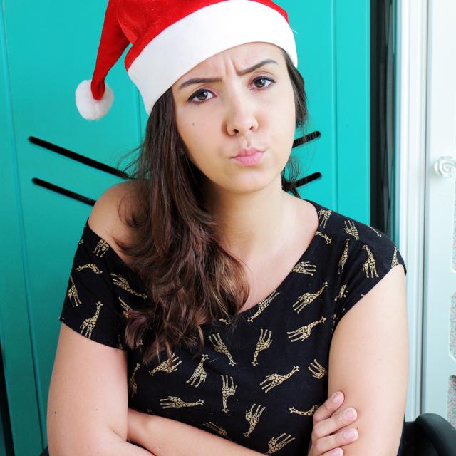 """Você conhece a brincadeira """"Papai Noel Irritado""""?"""