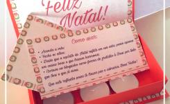 DIY Natal: Caixinha de Reflexão