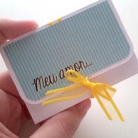 DIY: Cartãozinho em camadas para o Dia da Gratidão