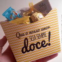 DIY de Páscoa – Que o nosso amor seja sempre Doce!