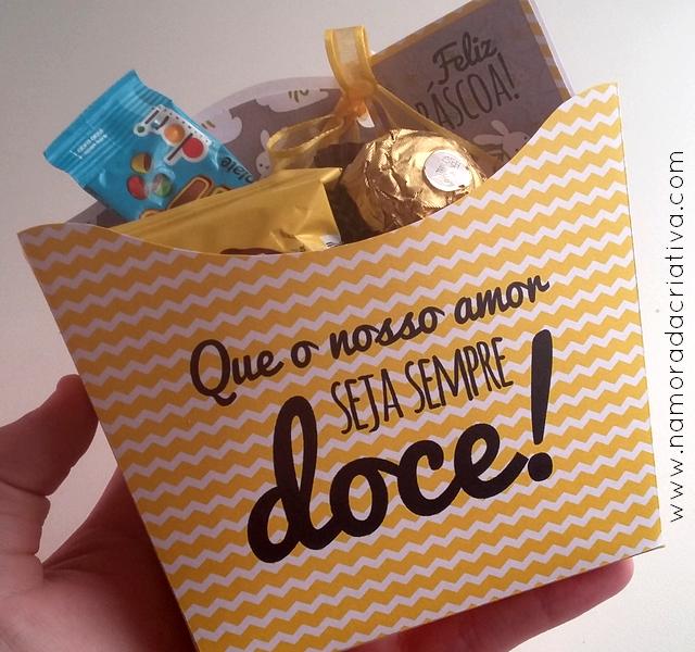 DIY PÁSCOA - QUE O NOSSO AMOR SEJA SEMPRE DOCE - BLOG NAMORADA CRIATIVA - 13
