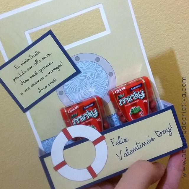 DIY – Caixinha de Doces para o Valentine's Day