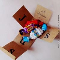 DIY: Cartão/caixa para Páscoa