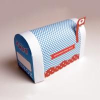 DIY: Mini Caixa de Correio para guardar cartas
