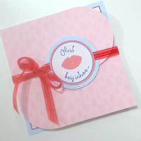 DIY Dia do Beijo – Cartão mil beijinhos