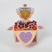 DIY: Card in a Box para o Dia das Mães